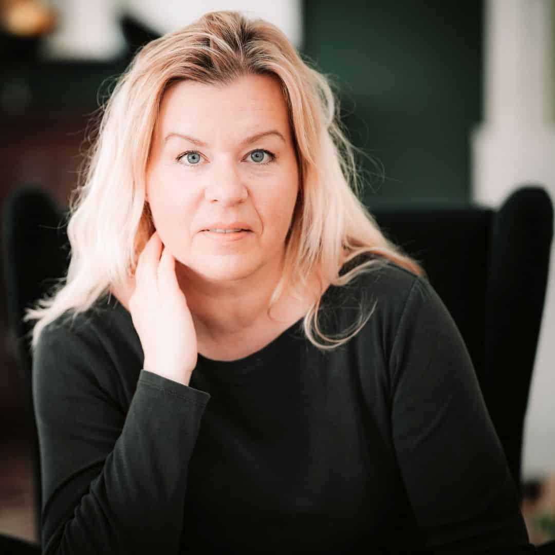 Porträt von Angela Zimmermann